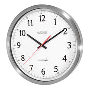 404-1235UA-PL 14 inch UltrAtomic - Analog Wall Clock