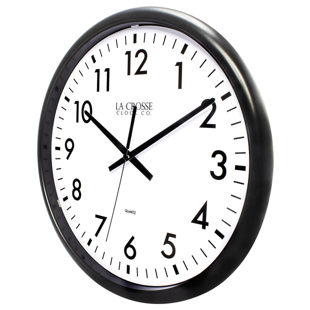 404-2634 13.5 inch Thinline Wall Clock