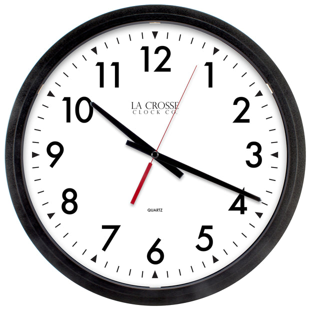 404-2636 14 inch Commercial Wall Clock