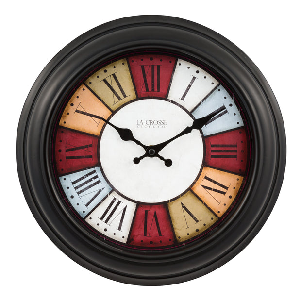 404-3030A 12 in. Gatherings Wall Clock