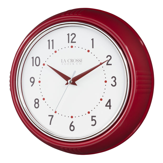 404-3624 9 inch Diner Clock Variety Pack