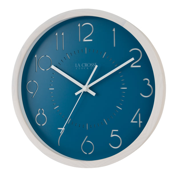 404-3833 13 inch Analog Wall Clock