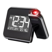 616-1412V2 Projection Alarm Clock with Indoor Temperature and Indoor Humidity