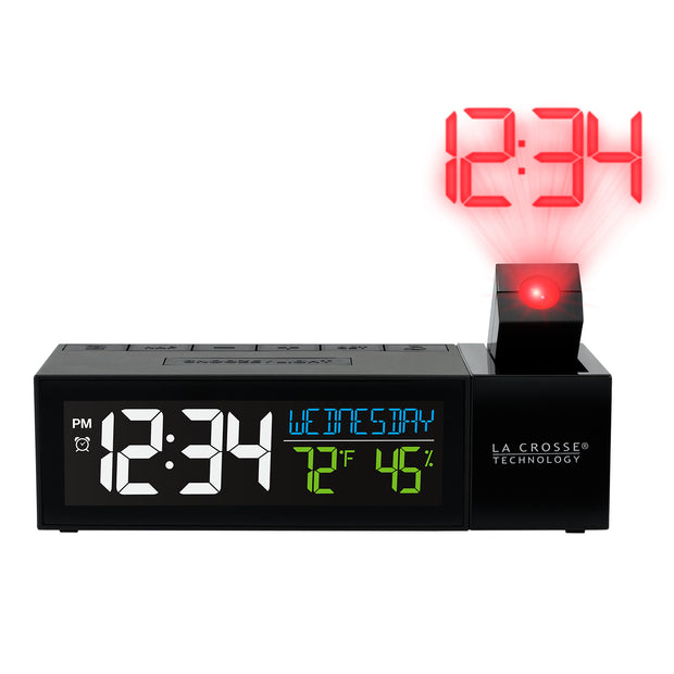 616-1950 Projection Alarm Clock