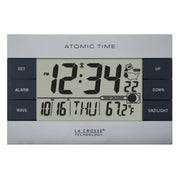 617-1280 Atomic Alarm Clock