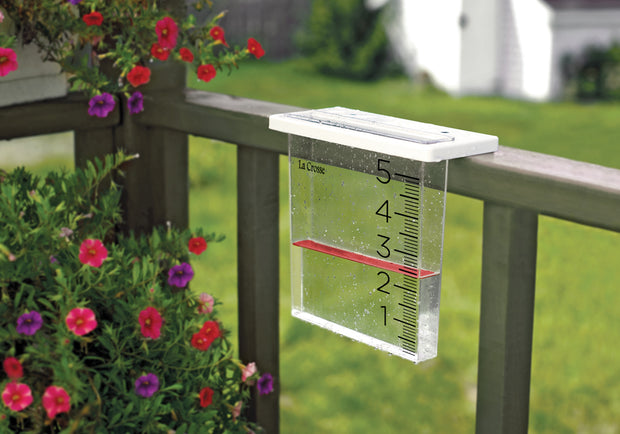 705-109 Waterfall Rain Gauge