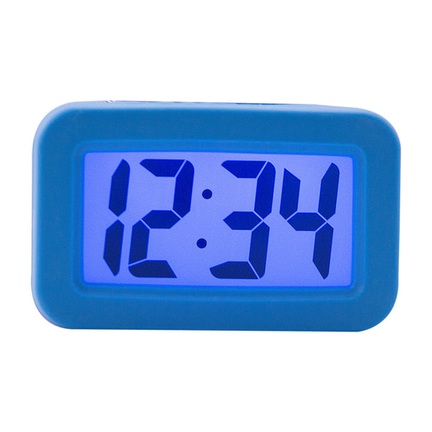 70940 Variety Pack - Silicon LCD Alarm Clock