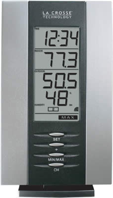 WS-7107U Wireless Temperature and Humidity Station