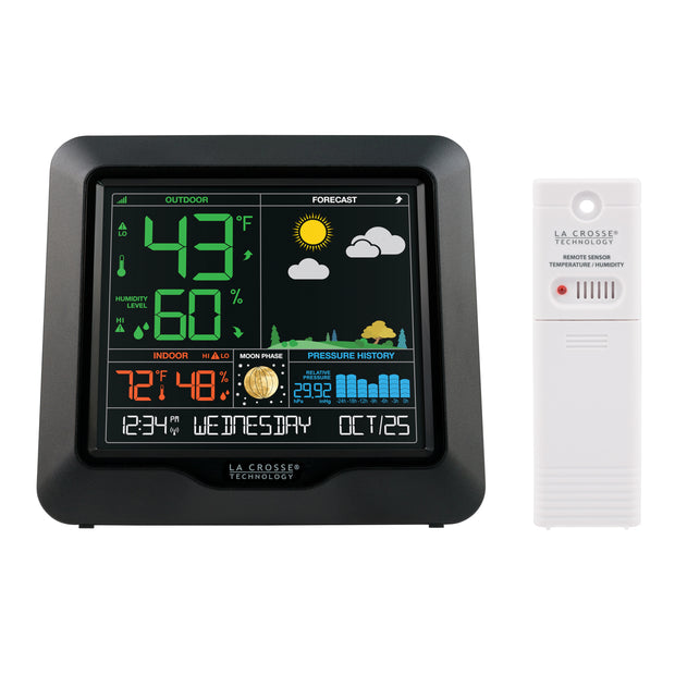 S84107V2 Wireless Color Forecast Station