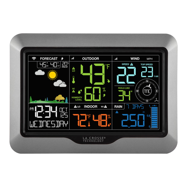 V40A-PRO-11 Add-on or Replacement Remote Monitoring Display