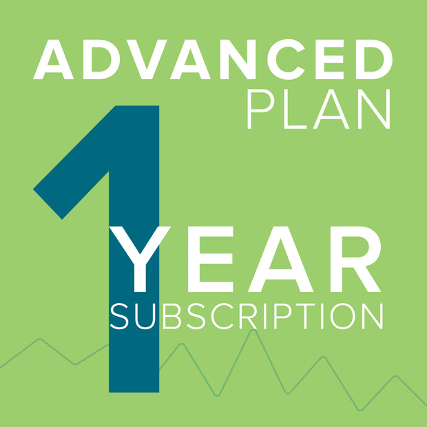 advanced plan 1 year