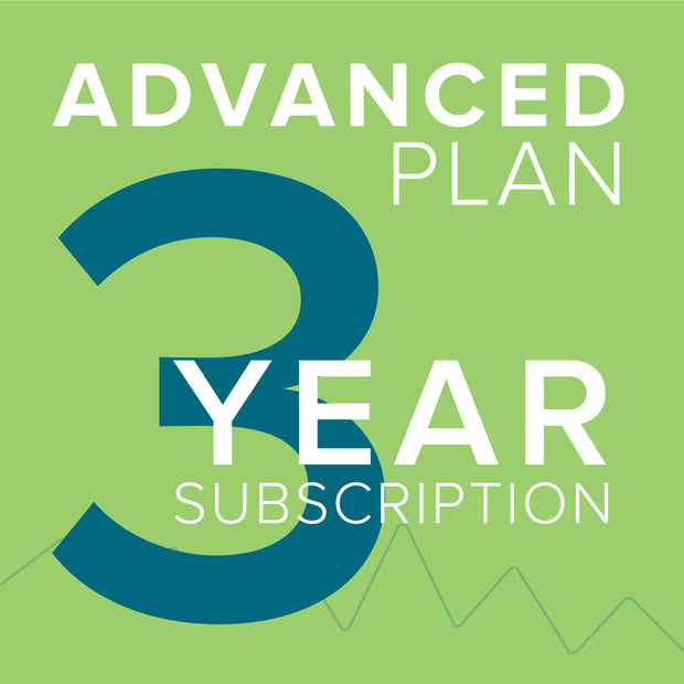 advanced plan 3 year