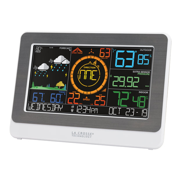 C80758 WiFi Weather Station