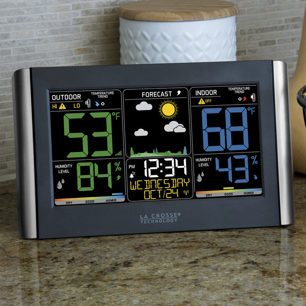 C85845V3 Wireless Color Weather Station