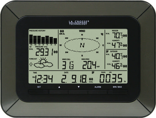 C86234 Complete Personal Weather Station