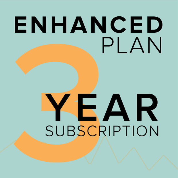 enhanced plan 3 year