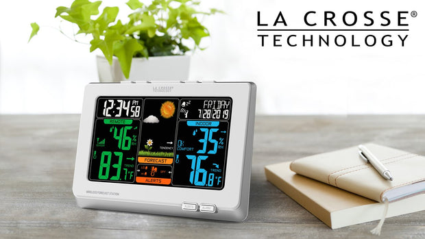 C83349 Wireless Color Weather Station
