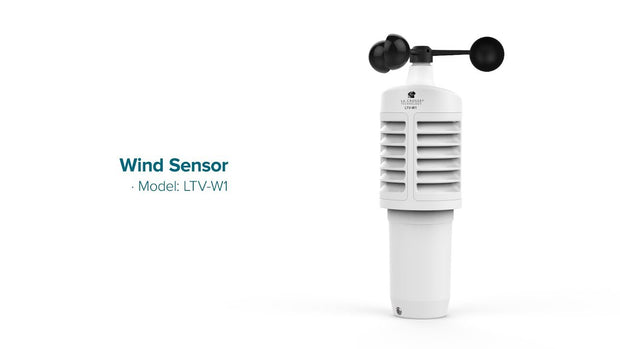 LTV-W1 Wind Sensor - Reconditioned