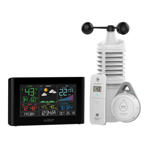 S82950 Wi-Fi Wind and Weather Station with AccuWeather Forecast
