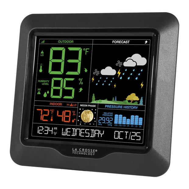S84107 Wireless Color Forecast Station