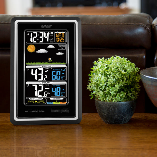 S88907V2 Wireless Color Weather Station