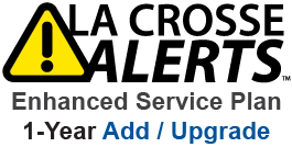 La Crosse Alerts Enhanced Service Plan 1-Year Add or Upgrade