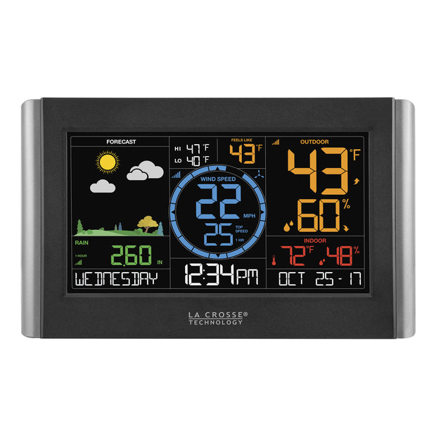 V22-WRTHV2 Complete Personal Remote Monitoring Weather Station