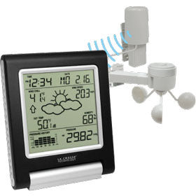 WS-1912U-IT Complete Personal Weather Center