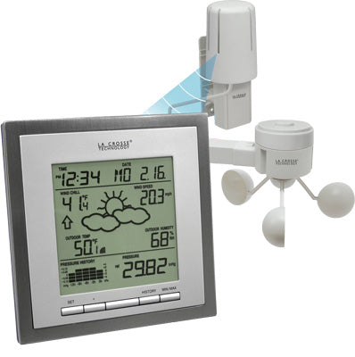 WS-1913U-IT Complete Personal Weather Center