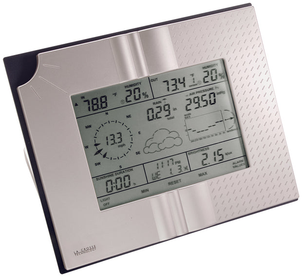 WS-2510 Weather Pro Center