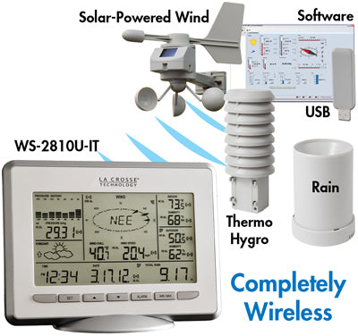 WS-2810U-IT  Weather Pro Center