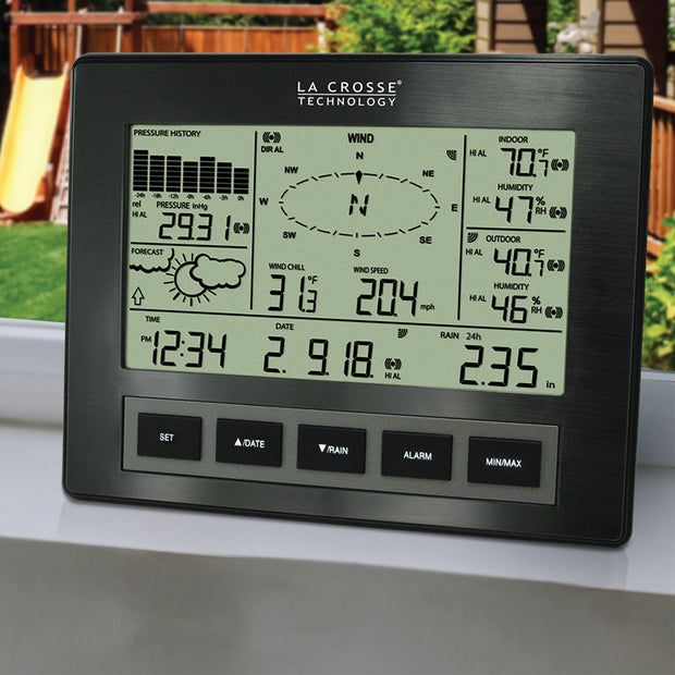 WS-2816AL-IT Complete Personal Weather Station