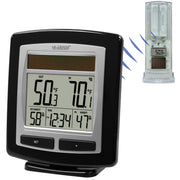 WS-6010U-IT Solar Powered Wireless Temperature Station and Sensor