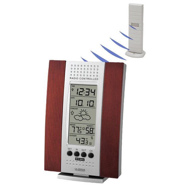 WS-7014CH-IT Wireless Weather Station with Forecast