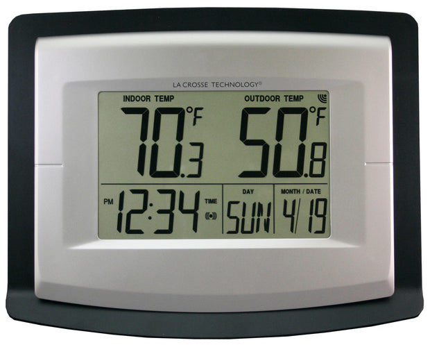WS-8500-IT Wireless Weather Station with Solar Powered Outdoor Sensor