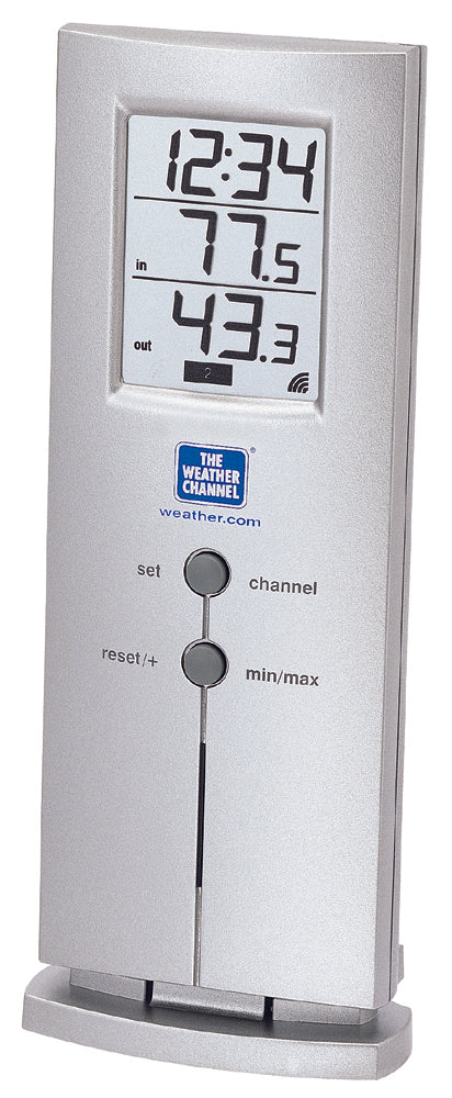 WS-9014TWC Wireless Thermometer