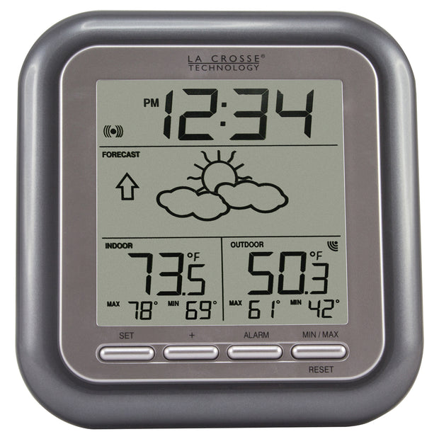 WS-9133T-IT Wireless Weather Station with Forecast