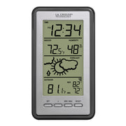 WS-9230U-IT Forecast Station with Indoor and Outdoor Temperature and MIN/MAX Records