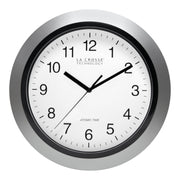 WT-3102S 10 inch Atomic Wall Clock