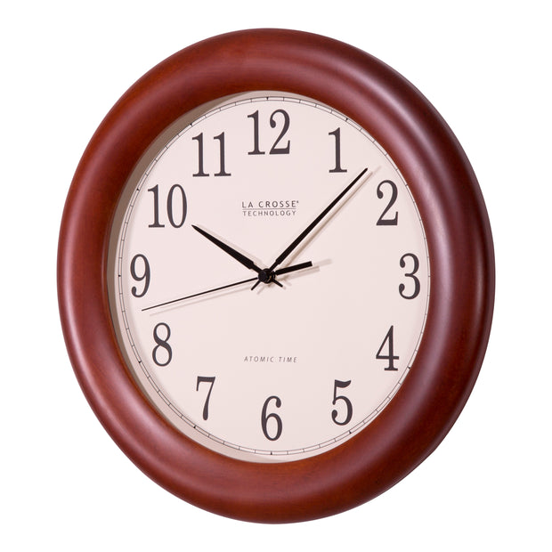 WT-3122A 12.5 inch Atomic Wall Clock