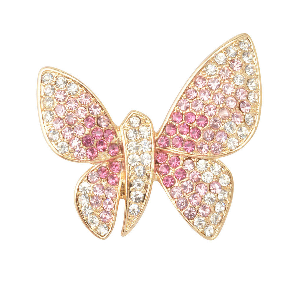 Delicate Butterfly Brooches