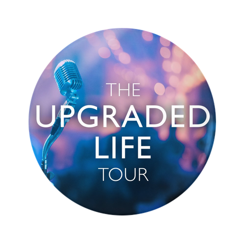 Button Pin - The Upgraded Life Tour