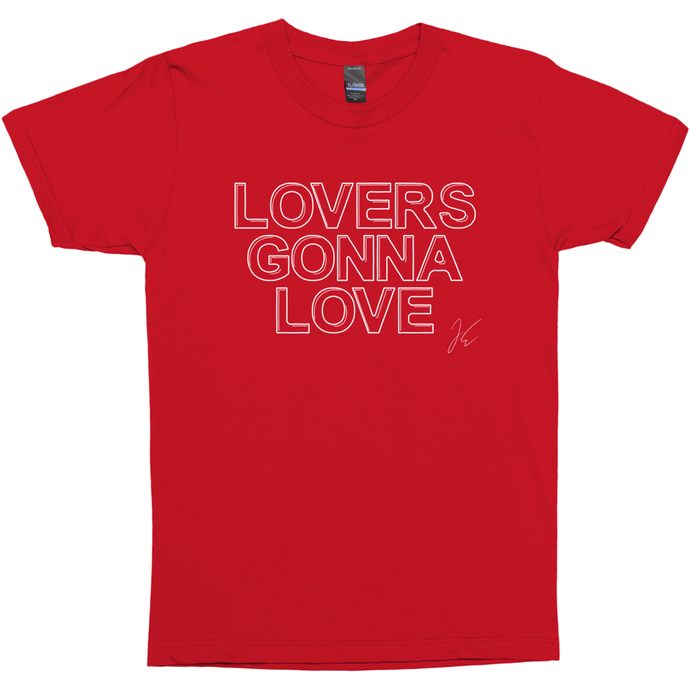 Shirt - Lovers Gonna Love