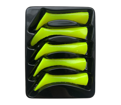 "Headbanger Shad 4.5"" Replacement Tails"