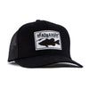 Bass Patch Snapback Trucker