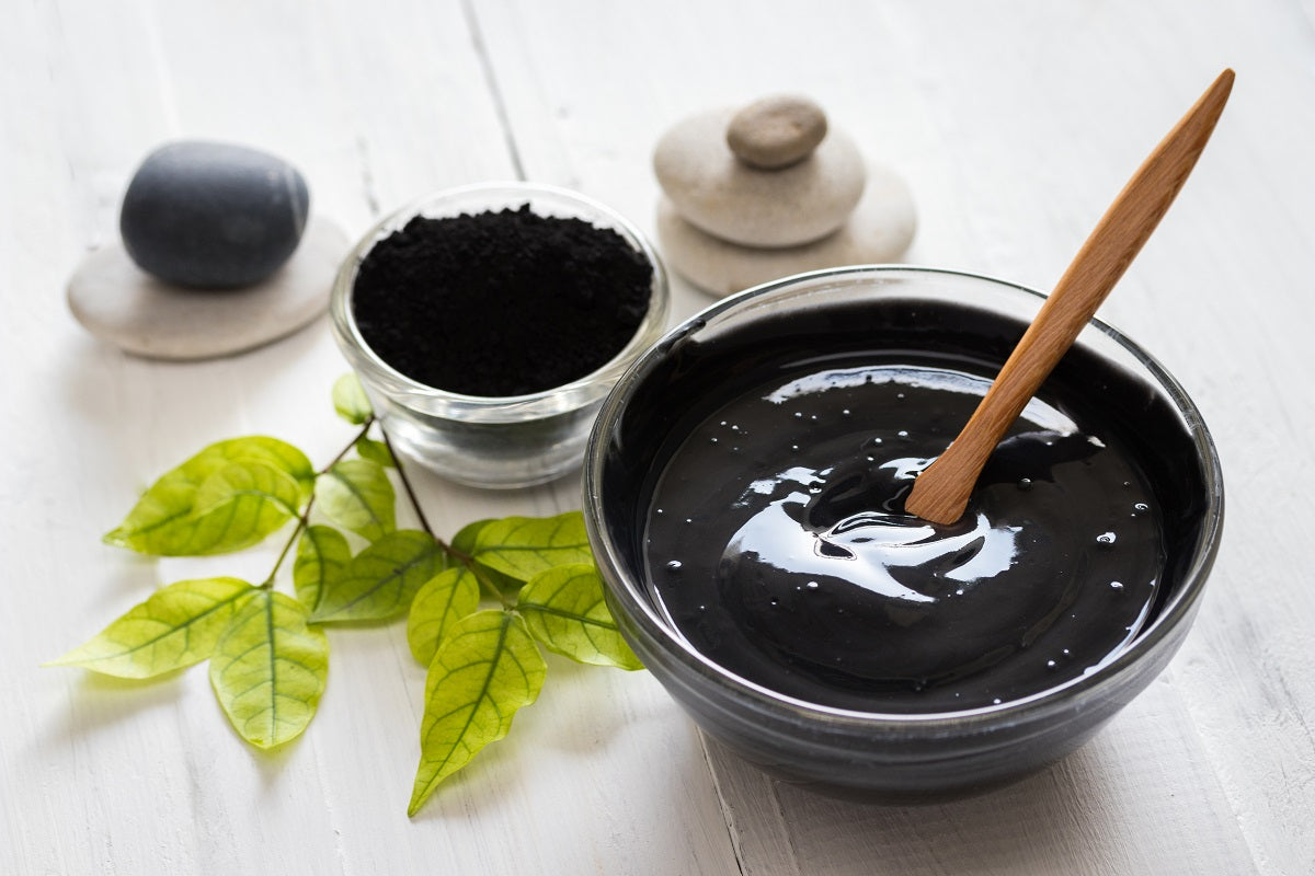 Benefits of charcoal on skin