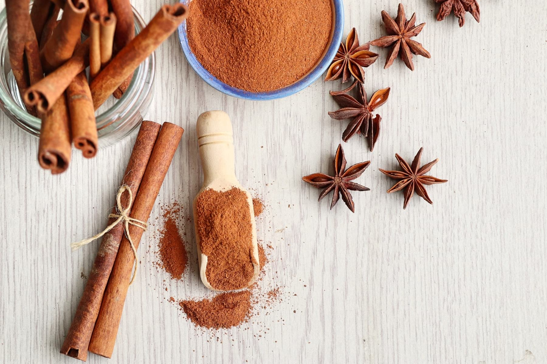 Benefits of cinnamon on skin