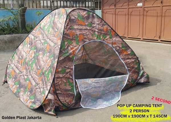 Pop Up Camping Tent