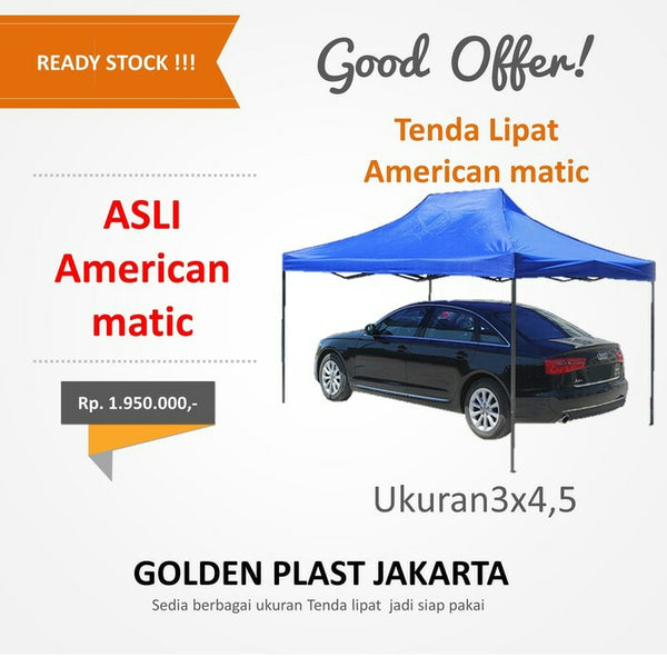 Tenda American Matic 3x4.5