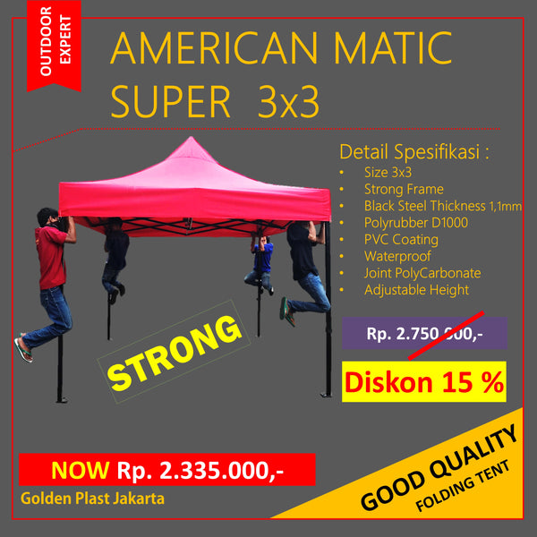 Tenda AM-SUPER 3x3